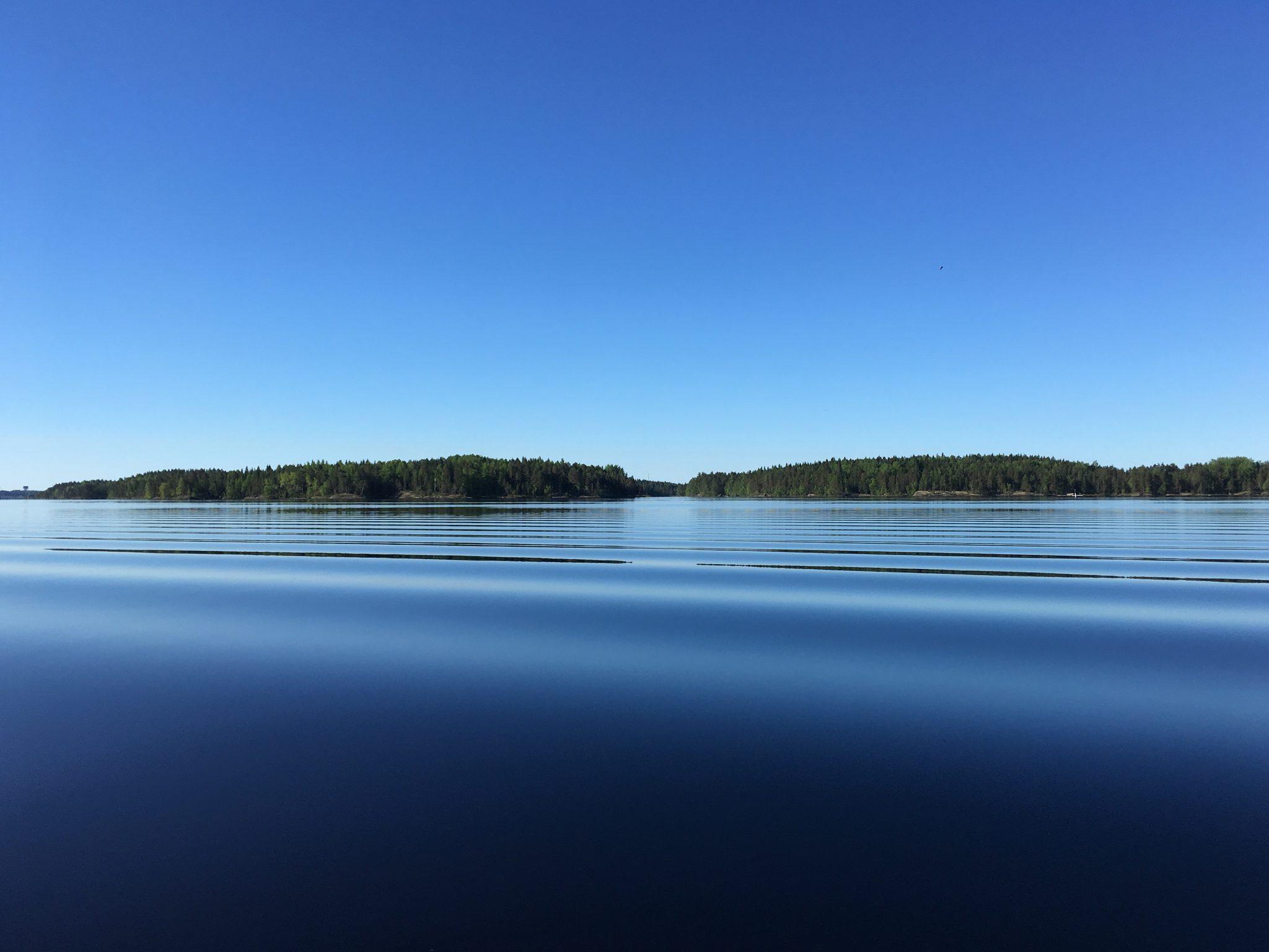 Mökki kuuluu suomalaiseen kesään