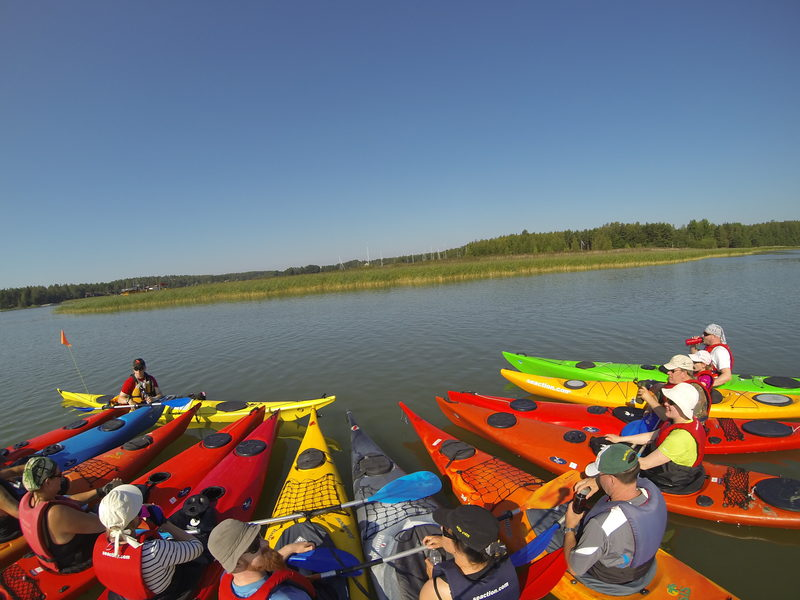 Kayak starter course (2 days)