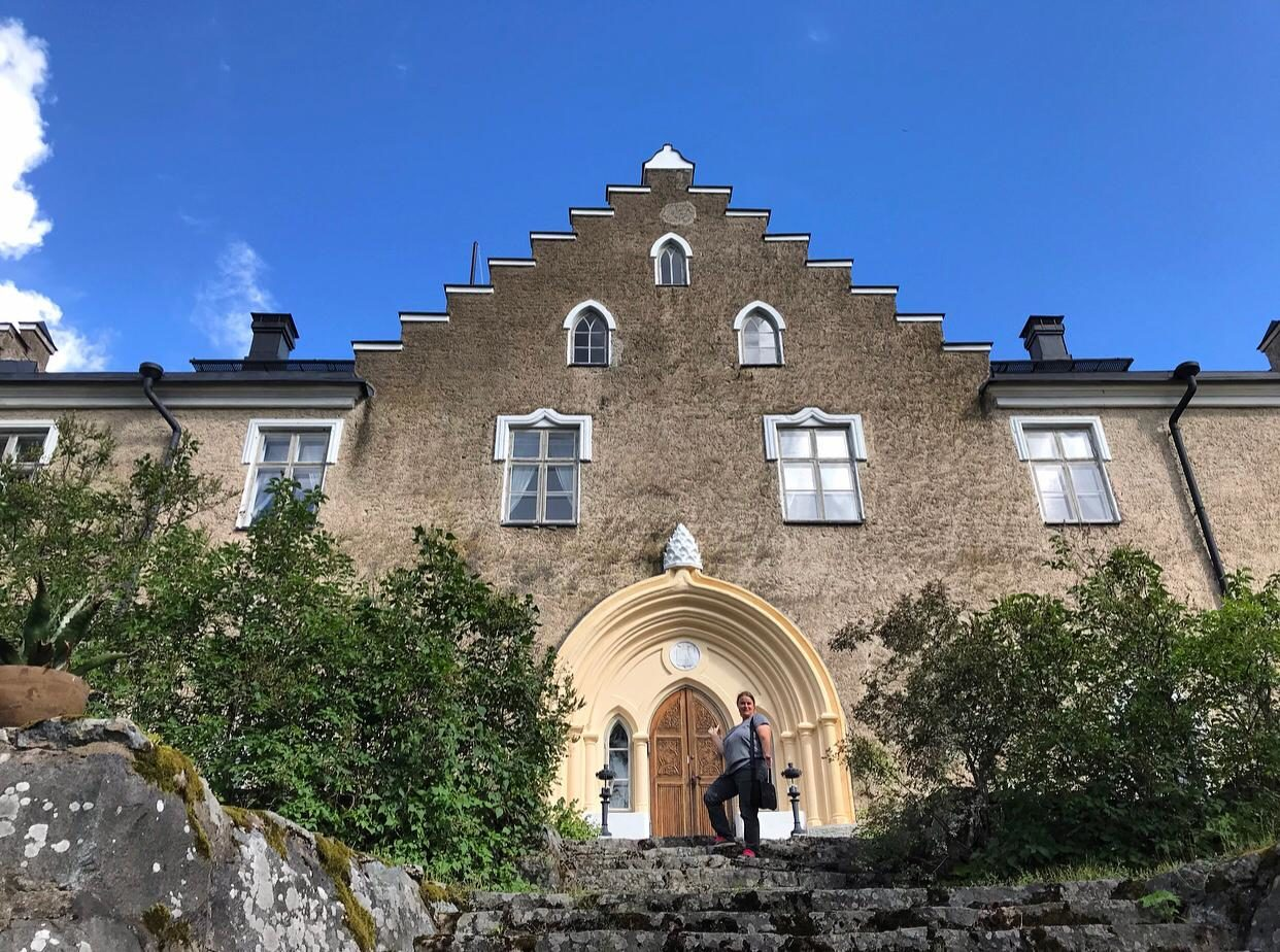 Suitian Linna Svidja Slott