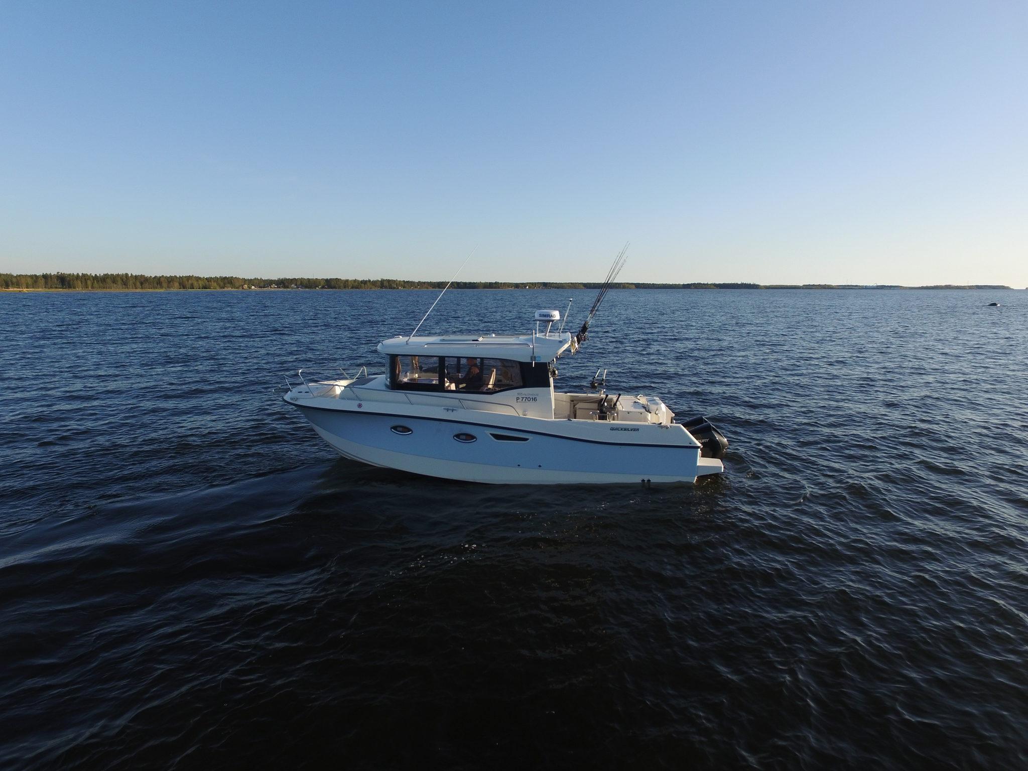 Meriretket Kalajoella