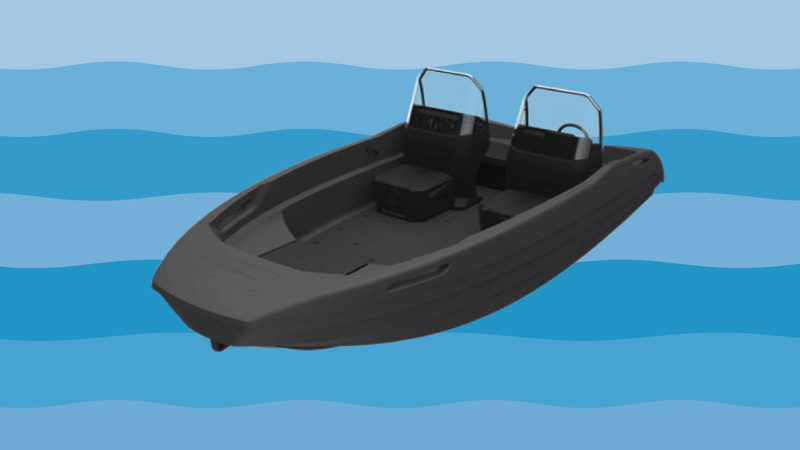 Kausivene käyttöösi Liuskaluodolta