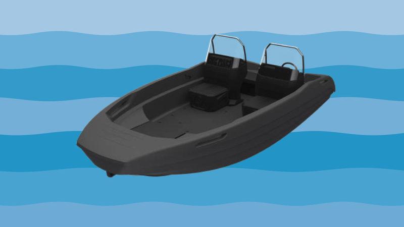 Kausivene käyttöösi Naantalista
