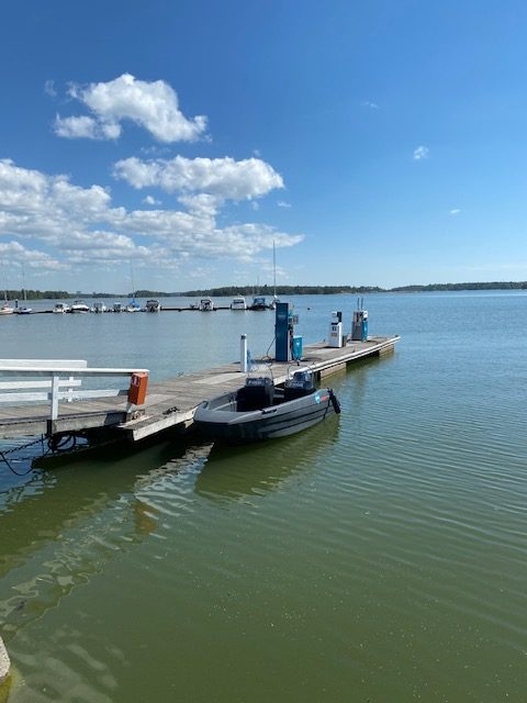 Kausivene käyttöösi Espoosta