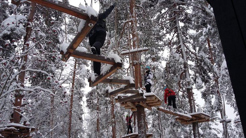 Ryhmäkiipeily