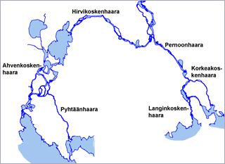 Kymijoen jokihaarat