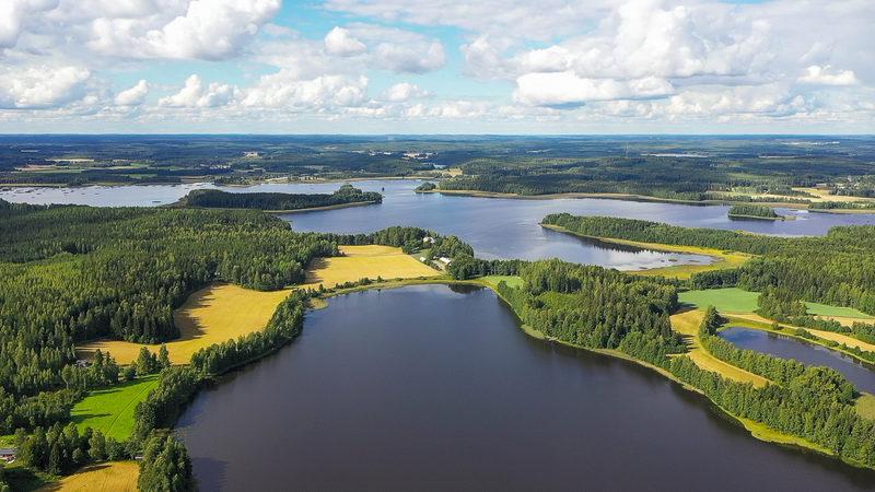 Ekologinen loma Järvi-Suomessa, 9vrk