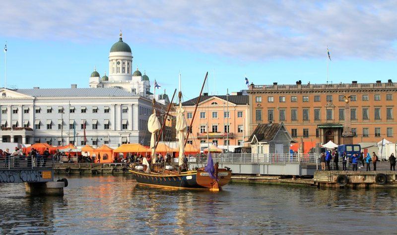 Ekologinen Helsinki maalta ja mereltä 3vrk