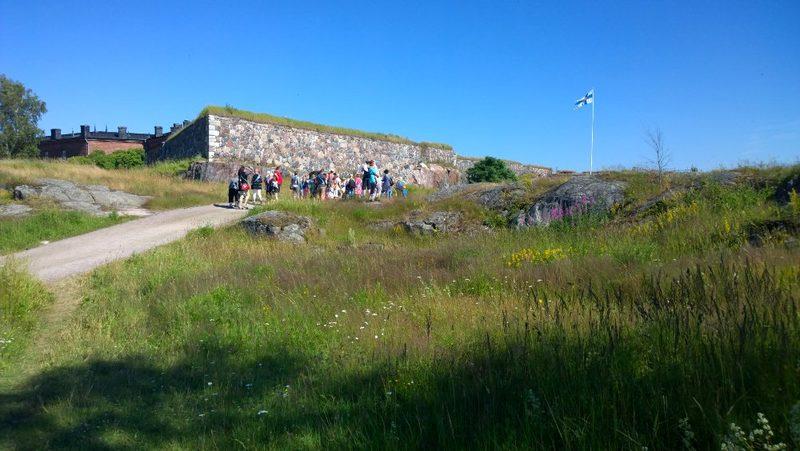 Suomenlinna - Opastettu kävely