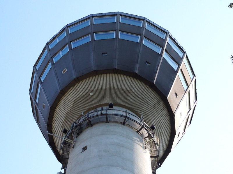 Puijon näkötorni - Puijon näkötorni Kuopiossa