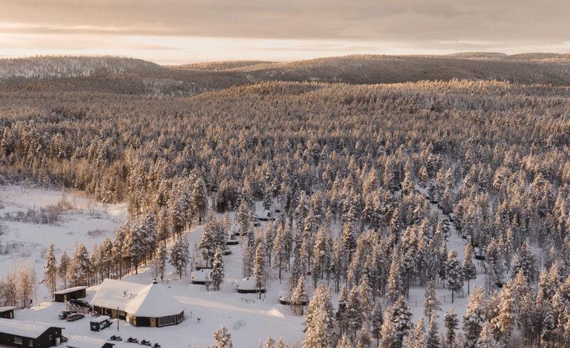 Aurora Village Ivalossa