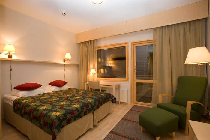 Superior-huone Hotelli Kultahovi