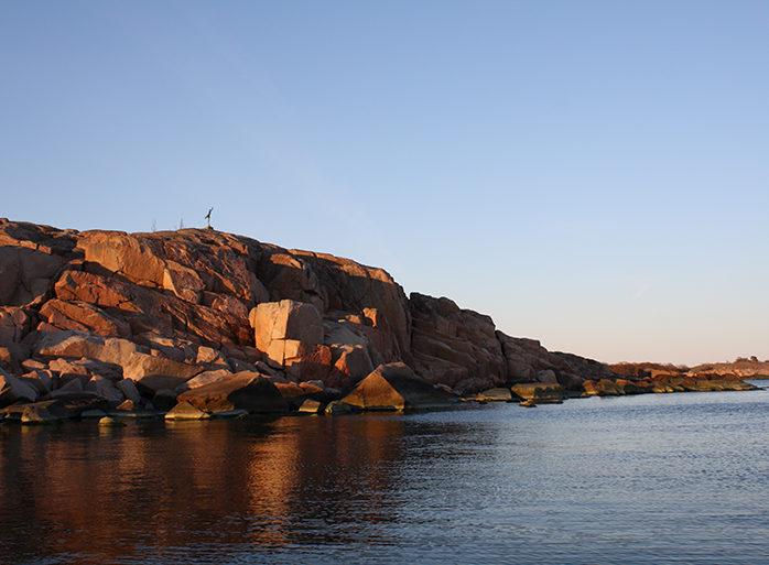Retki Kallskärin saarelle Kökariin 8-10.9.