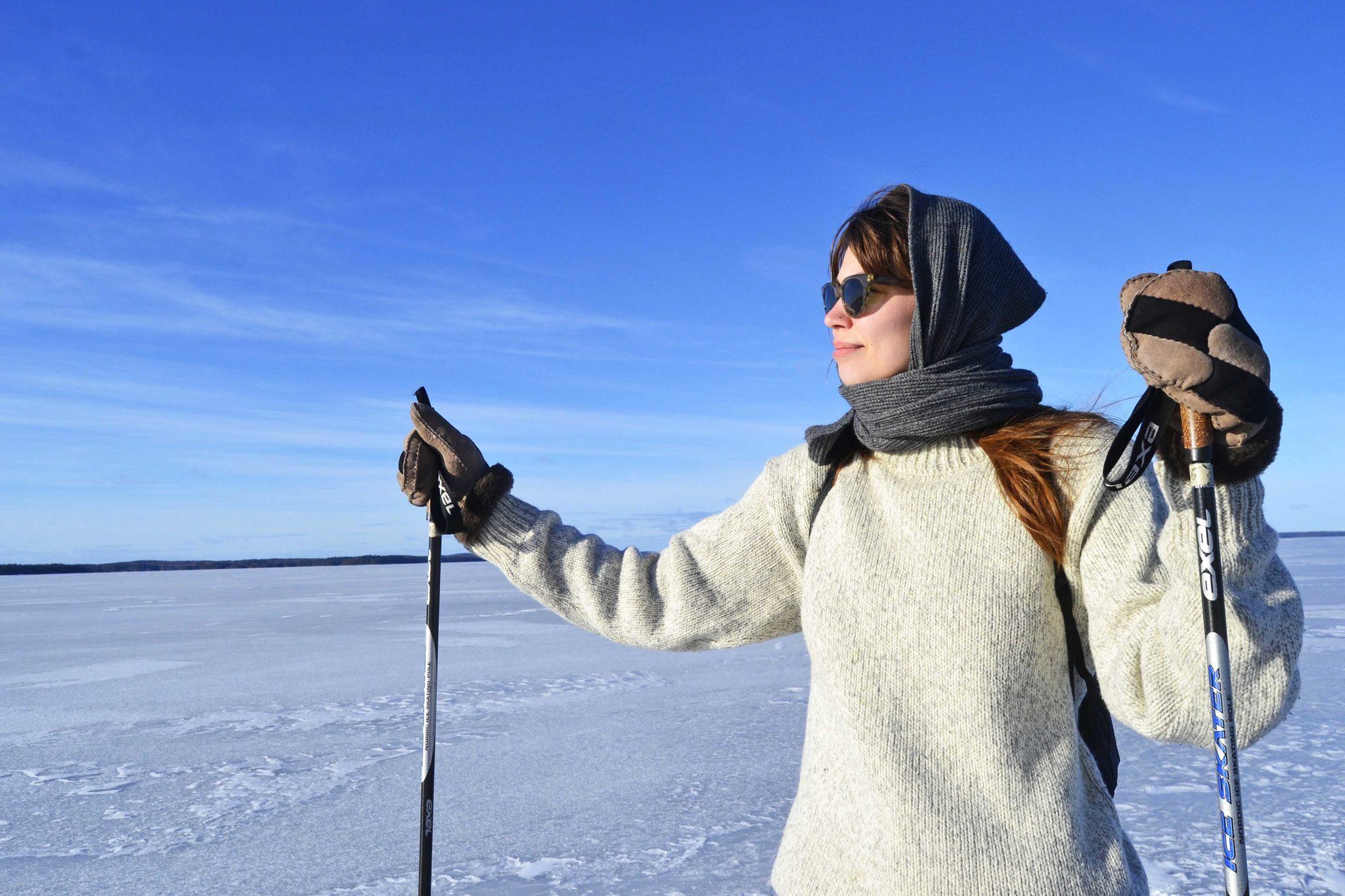 Talvilomat Suomessa
