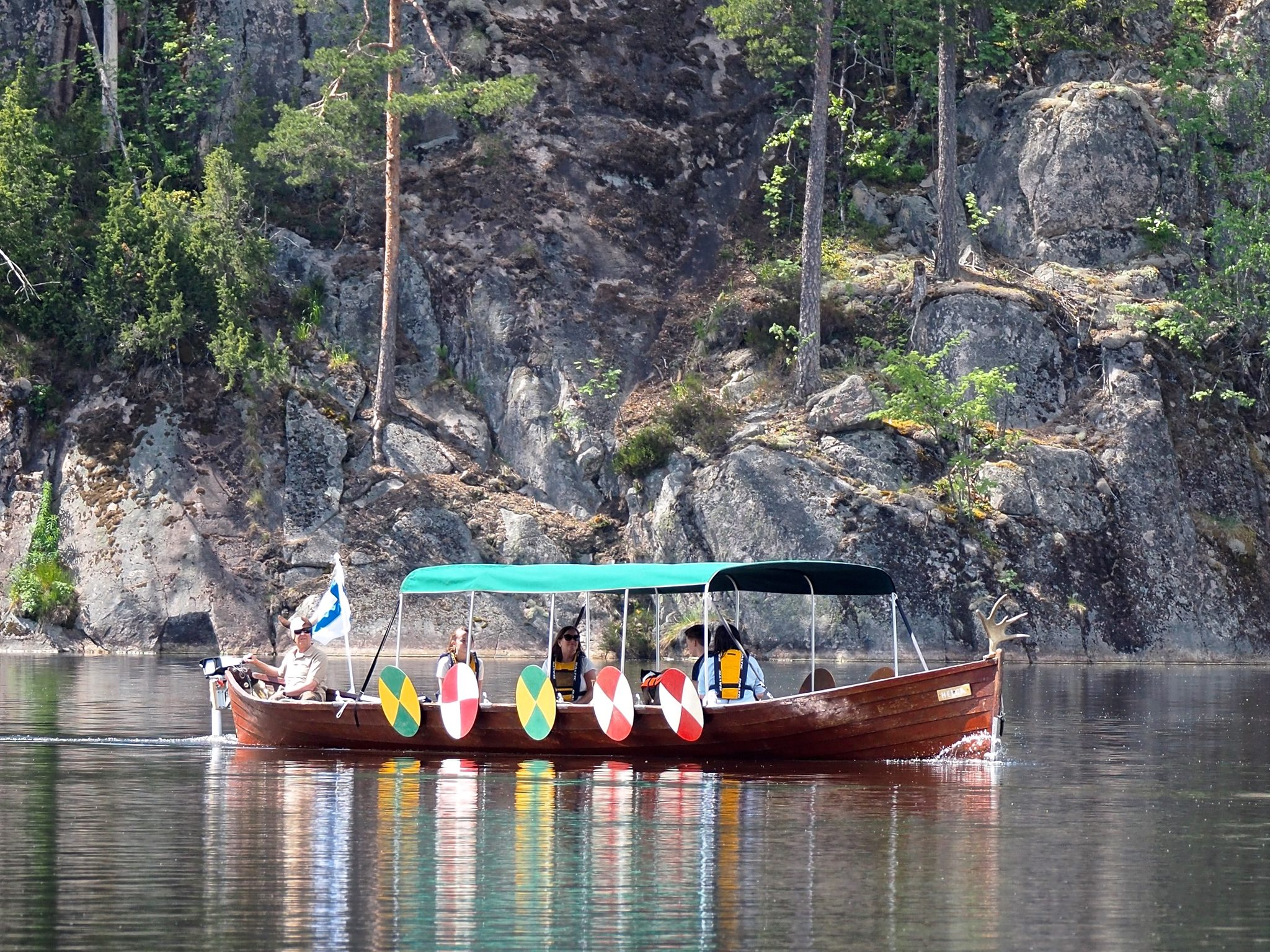 Viikinkivene Helga