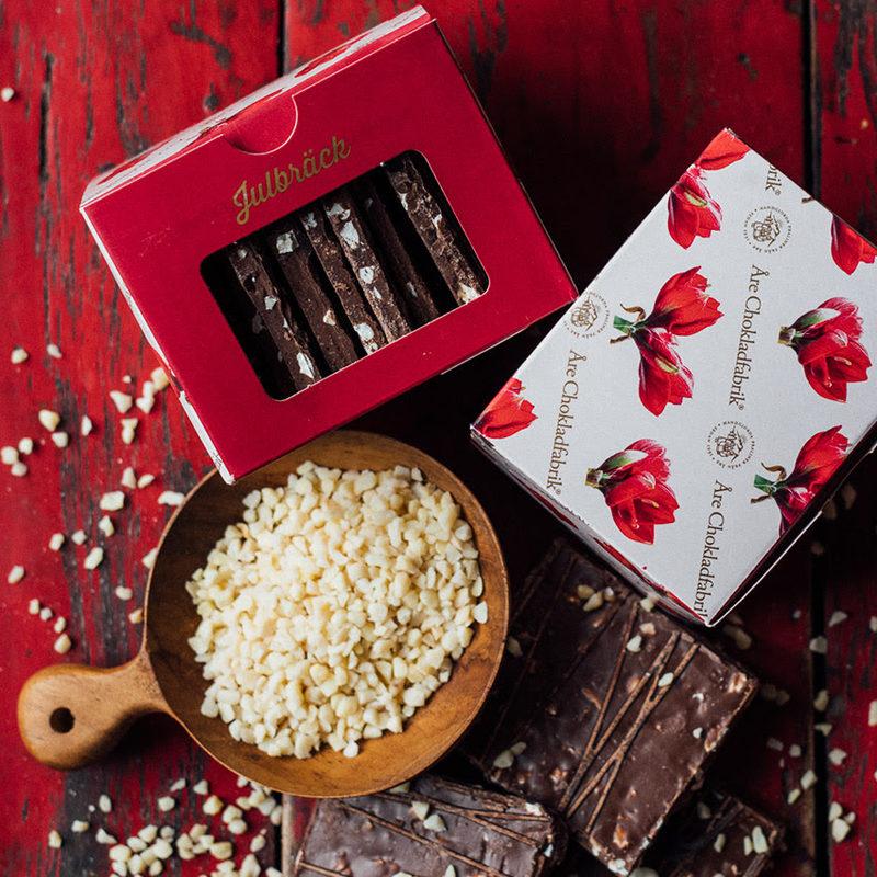 En sockerbagare-ett urval söta delikatesser