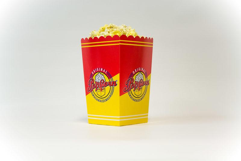 Popcorn, iso