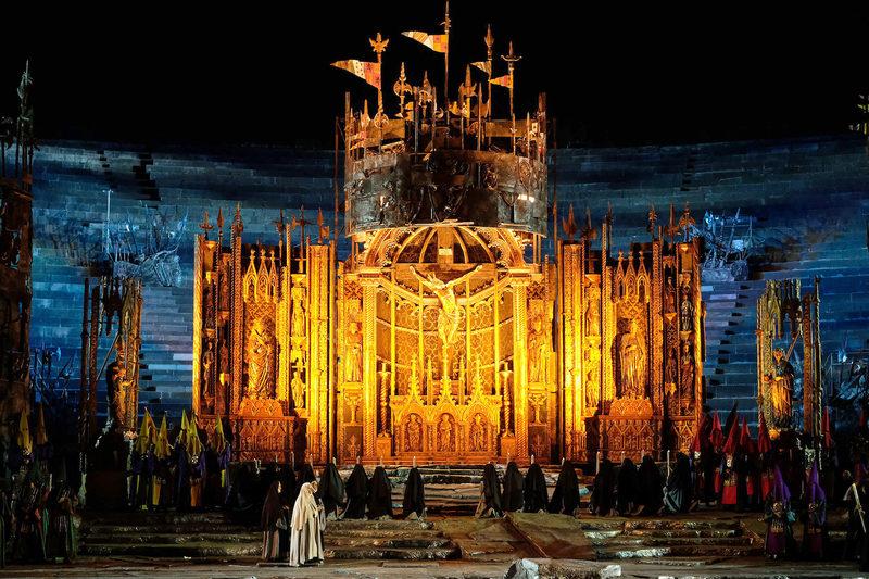 Arena di Verona / Verdi: IL TROVATORE