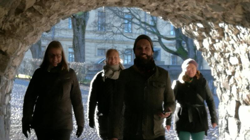 Suomenlinnan selviytyjät -pakopeli