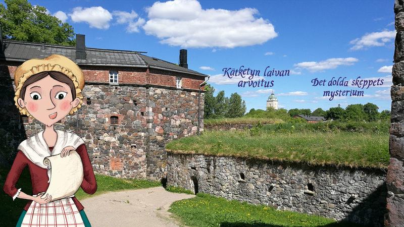 Suomenlinnan seikkailukierros  - tilauskierros ryhmille