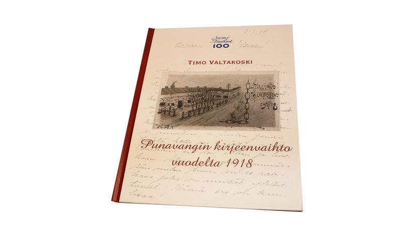 Punavangin kirjeenvaihto vuodelta 1918