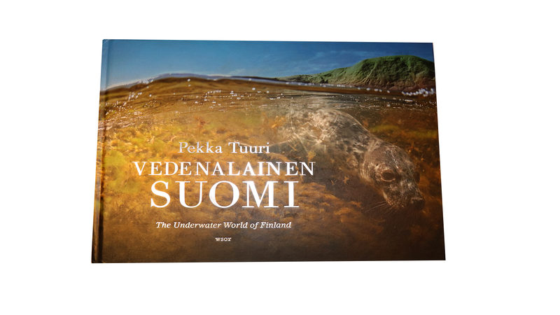 Vedenalainen Suomi. The Underwater World of Finland.