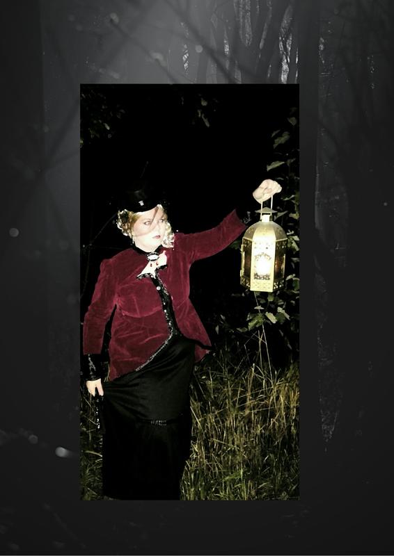 Ahlmanin Ladyn Kummituskierros - Hyppää kyytiin