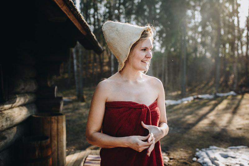 Sauna kaunistaa ja hoitaa, Ryhmille - Korven Hovi