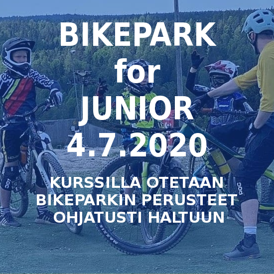 Bikepark for Junior
