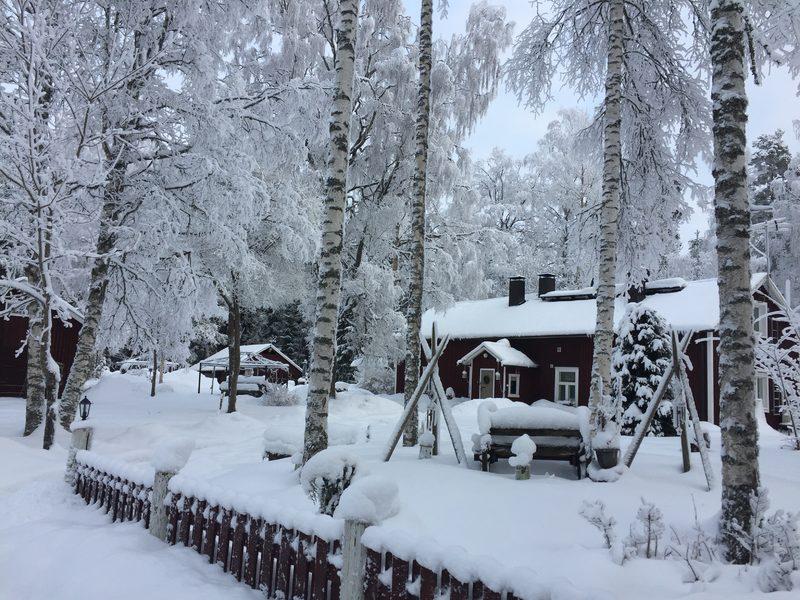 Talviloma SyVillassa