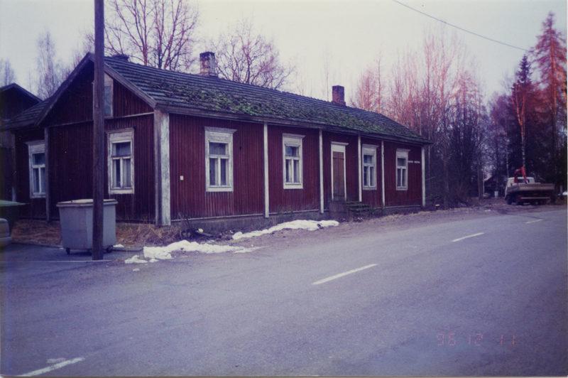 Leipuri Nummisen talo Kuva: Parkano Seura ry