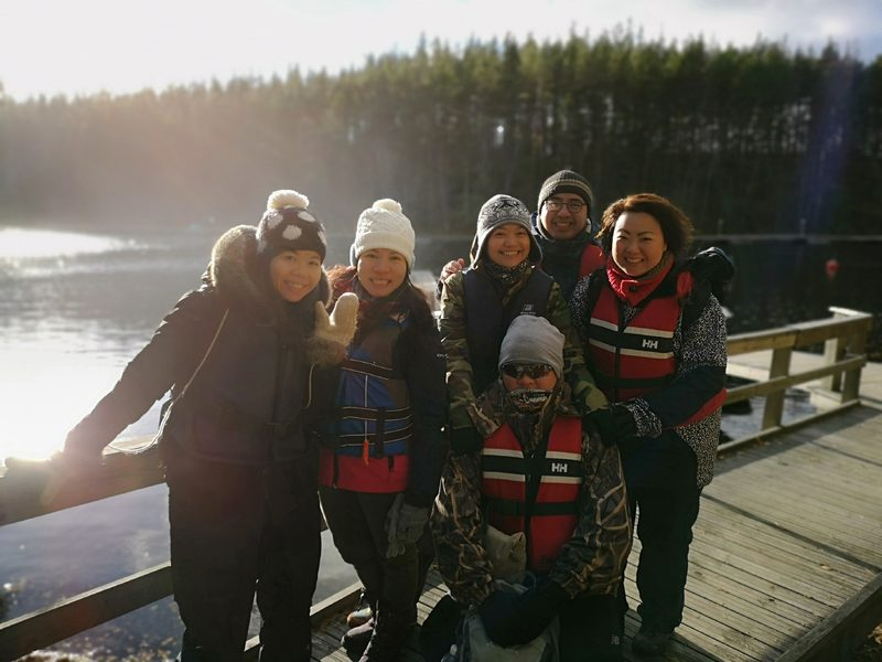 Lake Saimaa - Three Islands
