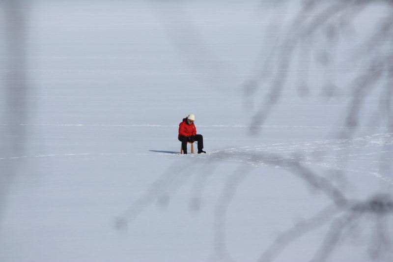 Zenfishing winter