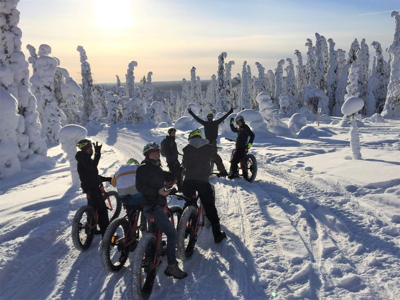 Talvipyöräily tutuksi -kurssi