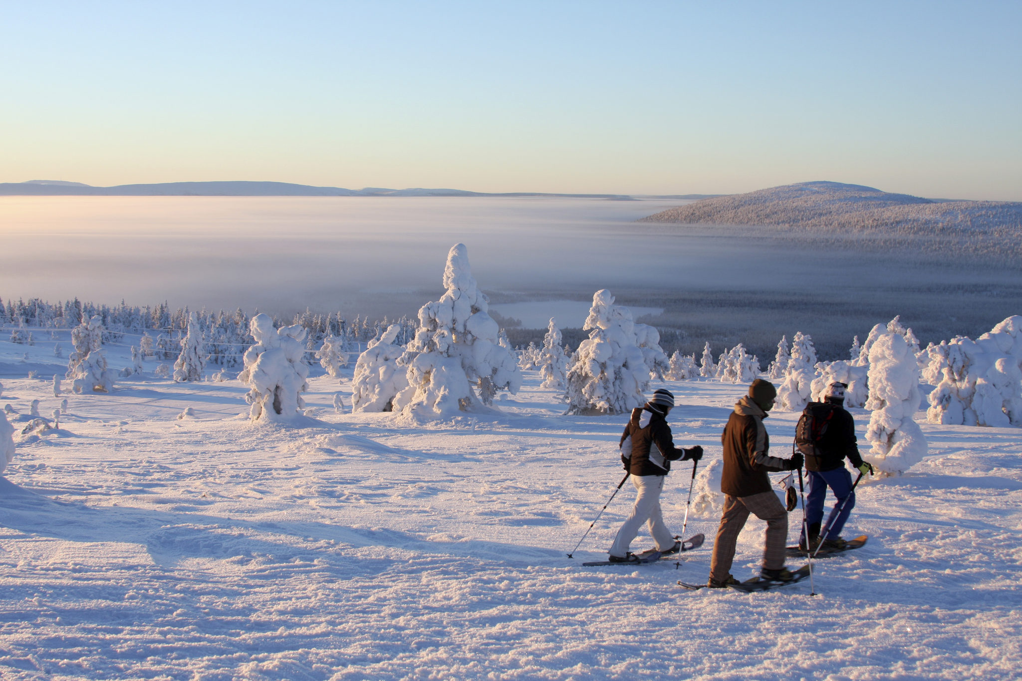 Day Tours in South Lapland