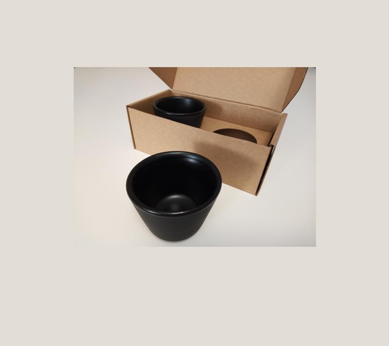 Espressokupit (2 kpl pakkaus)