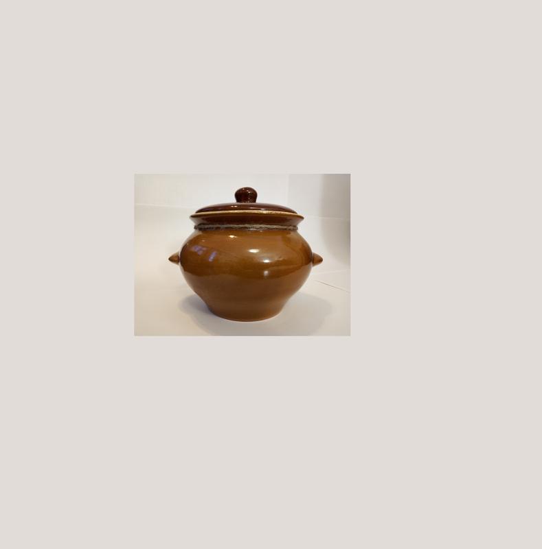 Uunipata tai sokerikko 0,3 L (sinapinvärinen)