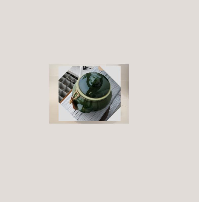 Uunipata  tai sokerikko 0,3L (metsänvihreä)