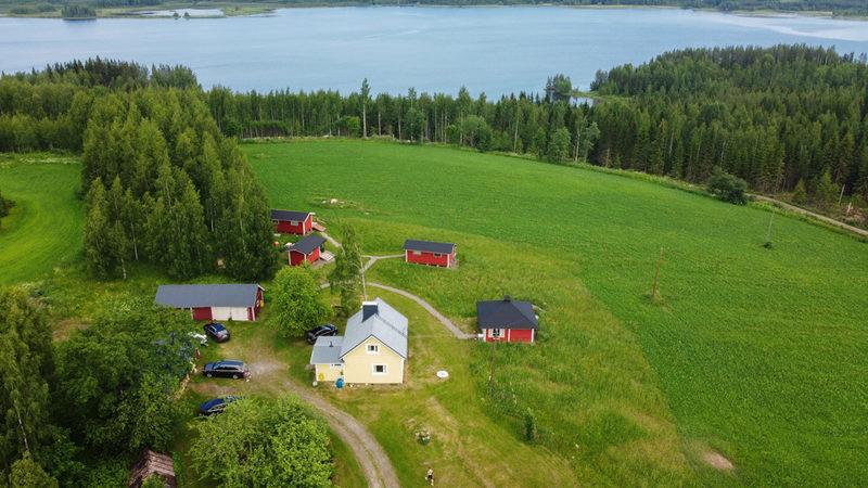 Itärajan Helmi, Finland
