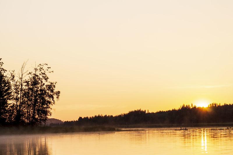 Hidden Island, Finland