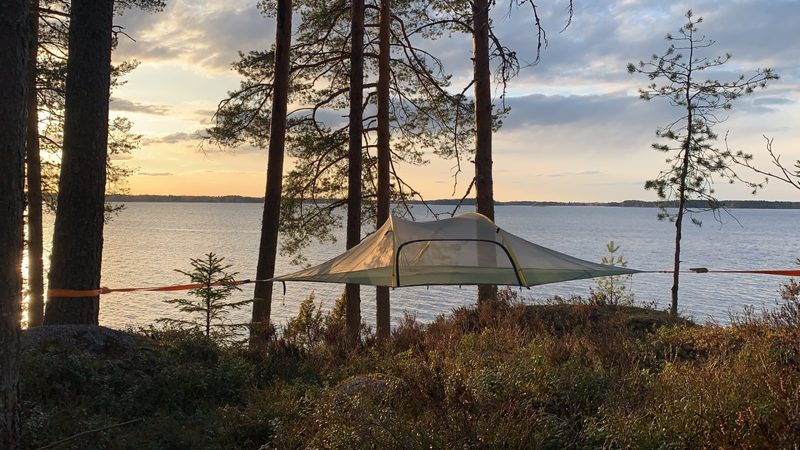 Kyyjärvi Camping, Finland