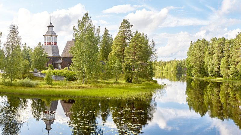 Rantapirtti, Finland