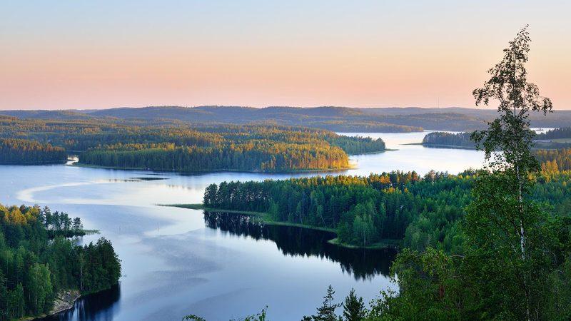 Hidden Island Saimaa, Finland