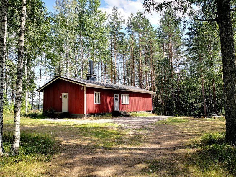 Saarijärvi Forestry Hut