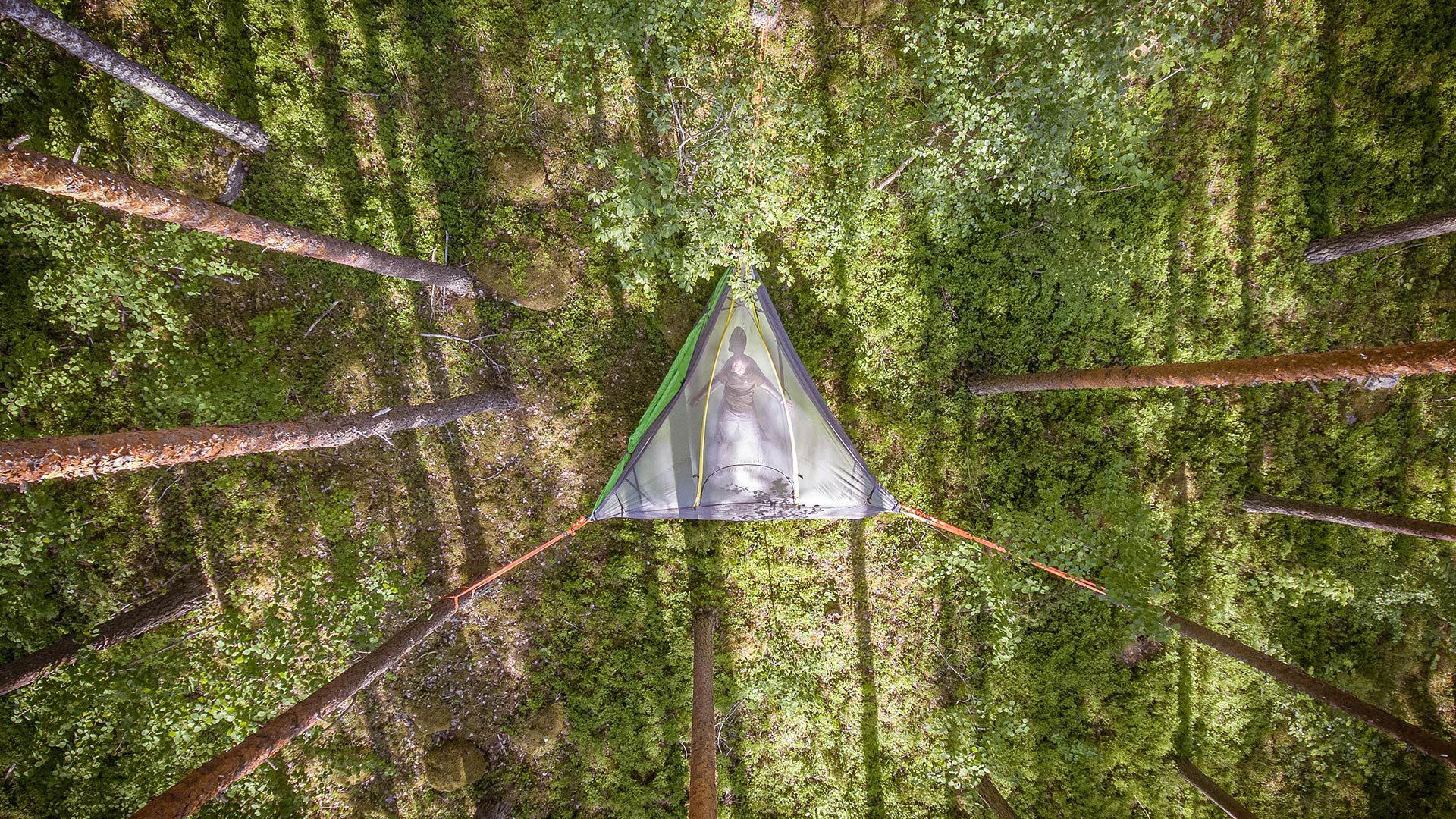 Lahjaksi metsäinen seikkailu