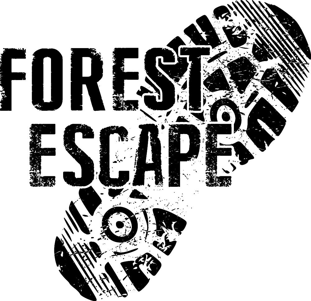 Forest Escape - Sekaisin Skutsissa (Repovesi)