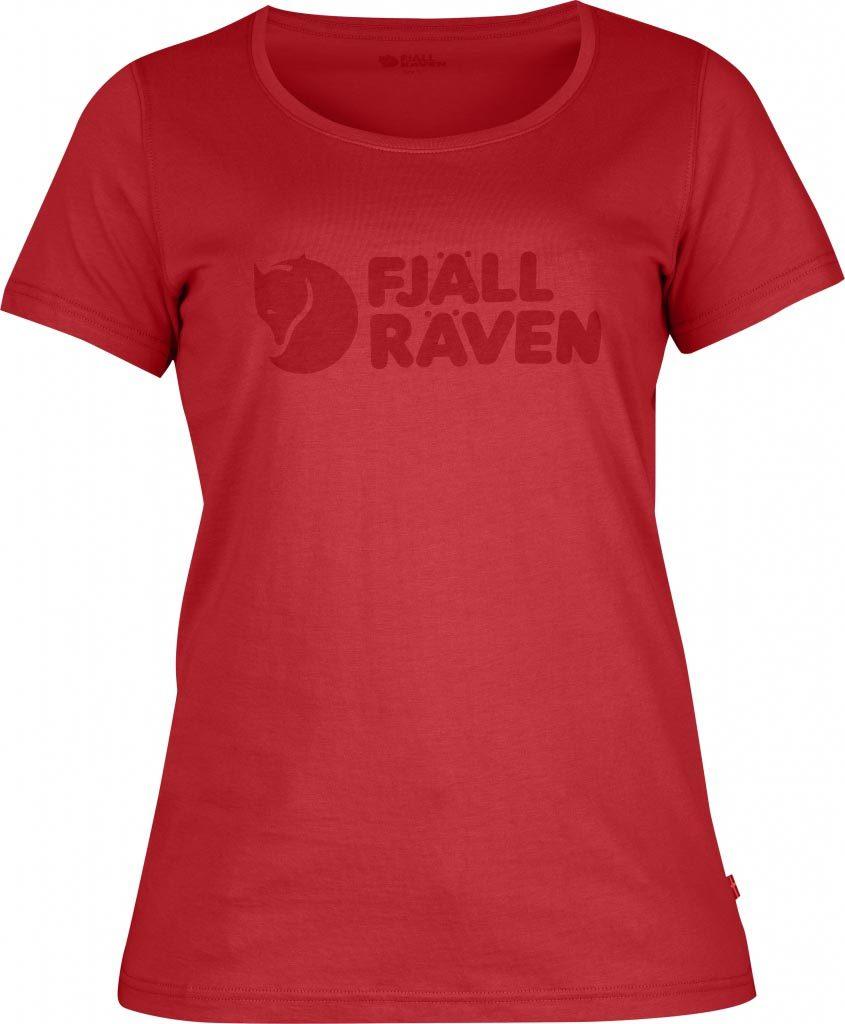 Fjällräven Logo T-paita naisille