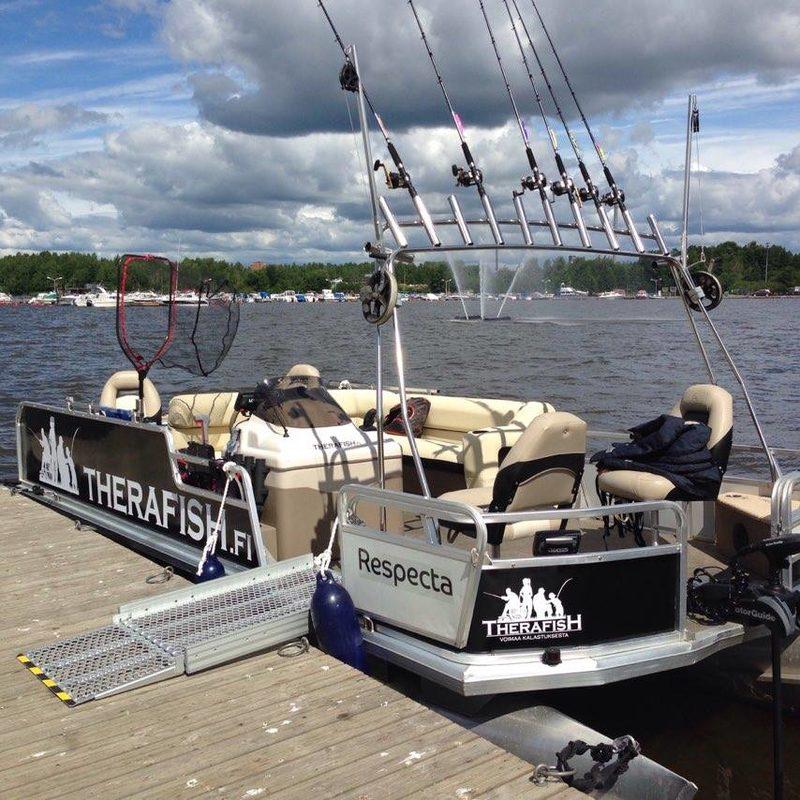 Kalastusmatka erityisryhmille: Uistelu