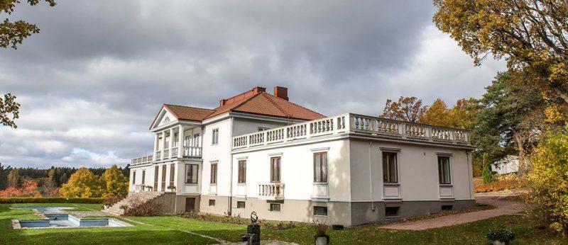 Päiväristeily Hiittisistä Söderlångvikin kartanolle Museokortilla