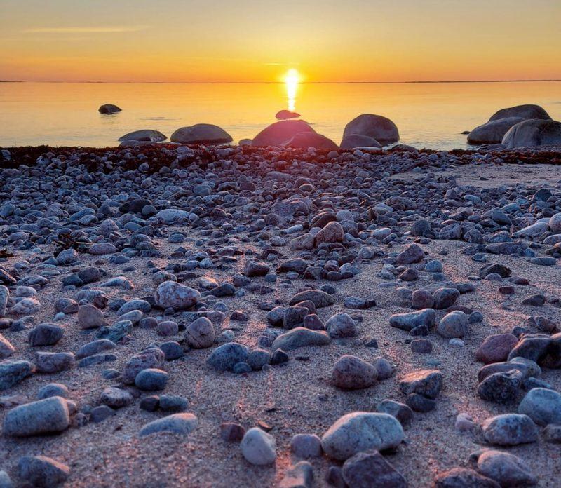 Päiväristeily Kasnäsistä Öröön