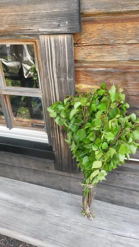 Vellamo´s Herbal Sauna Experience/ Vellamon yrttisauna